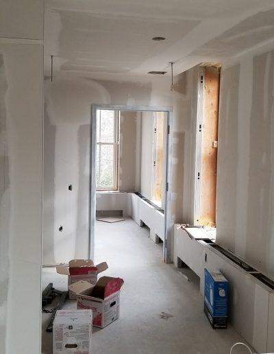 Interior-Construction-hallway